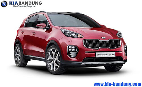 All New Kia Sportage 2018