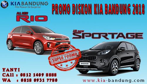 Promo Diskon Kia Bandung 2018