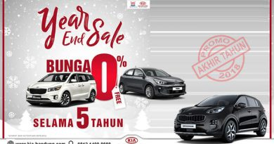 Promo Akhir Tahun 2018 Kia Bandung