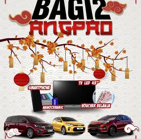 Promo Imlek bagi-bagi Angpao KIA Mobil Bandung 2019