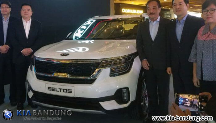 Launching KIA Seltos