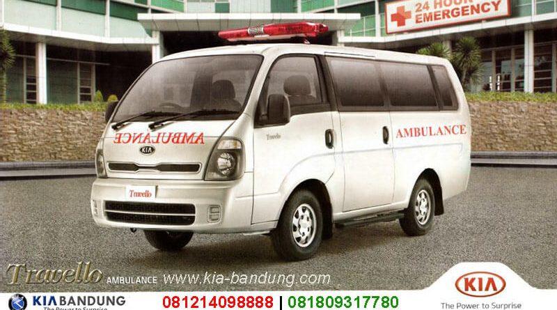 Harga KIA Travello Ambulance Bandung