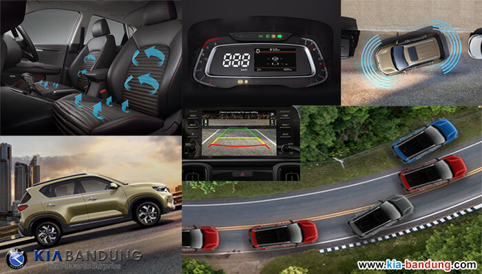 Advanced Technologies KIA Sonet