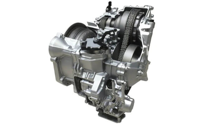 Intelligent Variable Transmission (IVT)