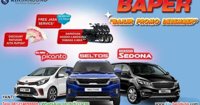 Promo Akhir Tahun KIA Bandung 2020