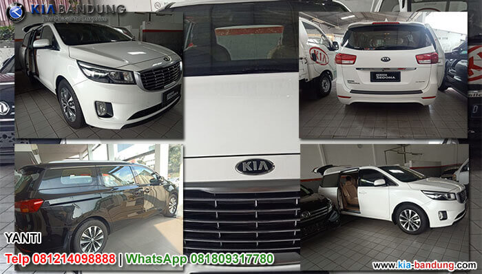 SUPER DEAL ALL NEW KIA SEDONA