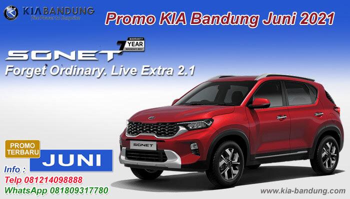 Promo KIA Bandung Juni 2021